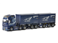 WSI Ron Poppelaars  Volvo FH4 Globetrotter XL 2 Connect Combi Trailer